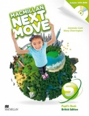 Macmillan Next Move Starter Pupil's Book Pack - učebnica (Mary Charrington, Amanda Cant)