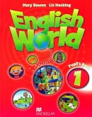 English World 1 Pupil's Book +eBook - učebnica (L. Hocking, M. Bowen)