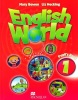 English World 1 Pupil's Book +eBook - učebnica (Hocking Liz, Bowen Mary)