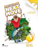 Macmillan Next Move Level 1 Pupil's Book Pack - učebnica (S. Clarke, M. Charrington, A. Cant)