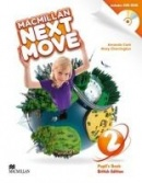 Macmillan Next Move Level 2 Pupil's Book Pack - učebnica (A. Heald, A. Cant, M. Charrington)