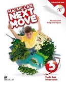 Macmillan Next Move Level 3 Pupil's Book Pack - učebnica (M. Charrington, A. Cant, R. Finnie)