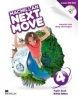 Macmillan Next Move Level 4 Pupils Book Pack - učebnica (Amanda Cant, Mary Charrington)