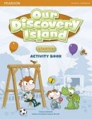 Our Discovery Island Starter Activity Book w/CD-ROM - pracovný zošit (Tessa Lochowski)
