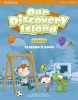 Our Discovery Island Starter Teachers Book CE - metodická príručka (Central European Edition) (Tessa Lochowski)