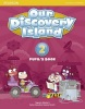 Our Discovery Island 2 Pupils Book w/pin code - učebnica (Tessa Lochowski)