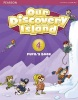 Our Discovery Island 4 Pupils Book w/pin code - učebnica (Tessa Lochowski)