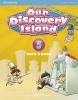 Our Discovery Island 5 Pupils Book w/pin code - učebnica (Tessa Lochowski)