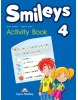 Smileys 4 Activity Book+ieBook - pracovný zošit (Jenny Dooley; Virginia Evans)