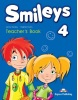 Smileys 4 Teachers Book (interleaved) - metodická príručka (Jenny Dooley; Virginia Evans)