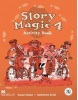 Story Magic Level 4 Activity Book - Pracovný zošit (Susane House a Katharine Scott)