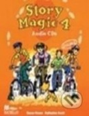 Story Magic Level 4 - CD (2) (Susane House a Katharine Scott)