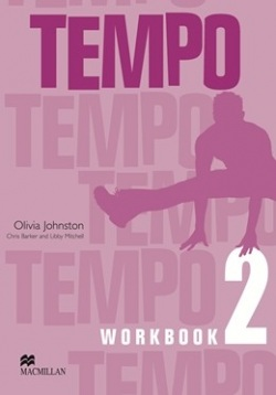 Tempo 2 Workbook + CD (Barker, Ch. - Mitchell, L.)