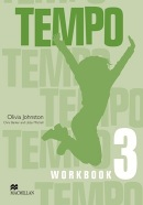 Tempo 3 Workbook + CD (Barker, Ch. - Mitchell, L.)