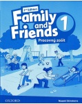 Family and Friends 2nd Edition Level 1 Workbook (SK Edition) - pracovný zošit (Simmons, N. - Thompson, T. - Quintana, J.)