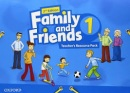 Family and Friends 2nd Edition Level 1 Teacher's Resource Pack (Simmons, N. - Thompson, T. - Quintana, J.)
