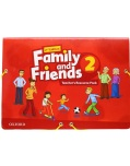 Family and Friends 2nd Edition Level 2 Teacher´s Resource Pack (Simmons, N. - Thompson, T. - Quintana, J.)
