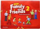 Family and Friends 2nd Edition Level 2 Teacher's Resource Pack (Simmons, N. - Thompson, T. - Quintana, J.)