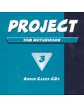 Project 3 Class Audio CDs (Hutchinson, T.)