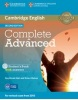 Complete Advanced 2nd Edition Student's Book with Answers and CD-ROM (Brook-Hart, G.)