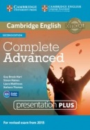 Complete Advanced 2nd Edition Presentation Plus DVD-ROM (Brook-Hart, G.)