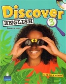 Discover English 3 Workbook + CD-ROM CZ Edition - Pracovný zošit (Izabella Hearn)