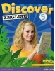 Discover English 5 Students Book CZ Edition - Učebnica (Liz Kilbey)