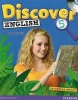 Discover English 5 Workbook + CD-ROM CZ Edition - Pracovný zošit (Catherine Bright)