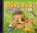 Discover English 1 Class CDs International Edition (Izabella Hearn)