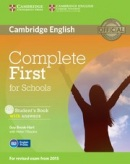 Complete First for Schools Student's Book with Answers with CD-ROM (Brook-Hart, G.)