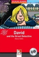 David and The Great Detective Helbling Readers Fiction Level 1 (Hobbs, M.)