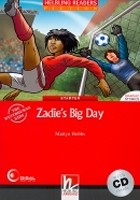Zadie's Big Day Helbling Readers Fiction Level 1 (Hobbs, M.)