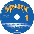 Spark 1 Teacher's resource pack and tests CD-ROM (Virginia Evans, Jenny Dooley)