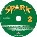 Spark 2 Teacher's resource pack and tests CD-ROM (Virginia Evans, Jenny Dooley)