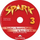 Spark 3 Teacher's resource pack and tests CD-ROM (Jenny Dooley, Virginia Evans)