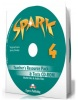 Spark 4 Teachers resource pack and tests CD-ROM (Virginia Evans, Jenny Dooley)