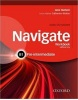 Navigate Pre-intermediate Workbook without key and Audio CD - Pracovný zošit (Catherine Walter, J. Hudson)