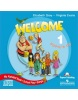 Welcome 1 Pupil's Audio CD Alphabet-Songs-Play (Elizabeth Gray, Virginia Evans)