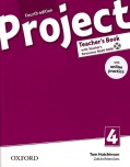 Project, 4th Edition 4 Teacher's Book + online practice (Hutchinson, T.)