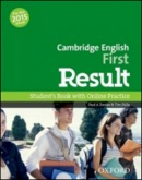 Cambridge English First Result Student's Book + Online Practice (P.A. Davies; T. Falla)