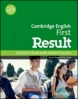 Cambridge English First Result Student´s Book + Online Practice (P.A. Davies; T. Falla)