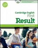 Cambridge English First Result Teacher's Pack (D. Baker)