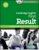 Cambridge English First Result Workbook with Key + CD