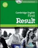 Cambridge English First Result Workbook without Key + CD (P.A. Davies; T. Falla)