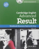 Cambridge English Advanced Result Workbook with Key + CD