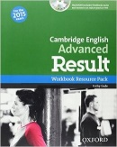 Cambridge English Advanced Result Workbook without Key + CD