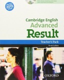Cambridge English Advanced Result Teacher's Book + DVD