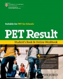 PET Result Student's Book + Online Workbook (Quintana, J.)