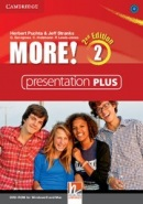 MORE! 2nd Level 2 Presentation Plus Interactive DVD-Rom