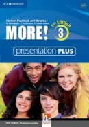 MORE! 2nd Level 3 Presentation Plus Interactive DVD-Rom (Puchta, H.)